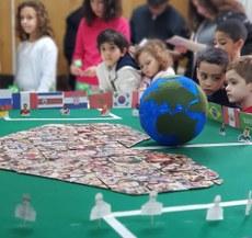 Copa do Mundo e União dos Povos