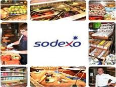 GEB recebe doação da SODEXO na campanha para o Dia Mundial da Alimentação