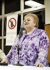 Marlene Nobre retornou à pátria espiritual