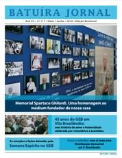 Nova edição do Batuíra Jornal