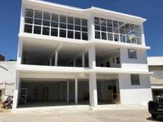 Novo prédio na Brasilândia