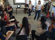 Unidade Brasilândia: encontros preparatórios para entrevista de emprego