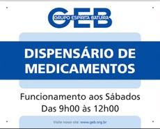 Unidade Brasilândia inaugura Dispensário de Medicamentos